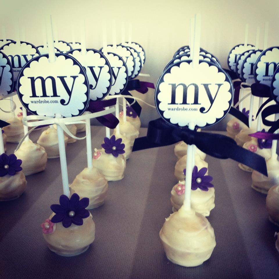 My Wardrobe Cake Pops 2