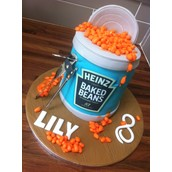 HEINZ BAKED BEANS CAKE LICKY LIPS CAKES Liverpooljpg