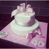 Baby Shower Cake 2 Licky Lips Cakes Liverpool