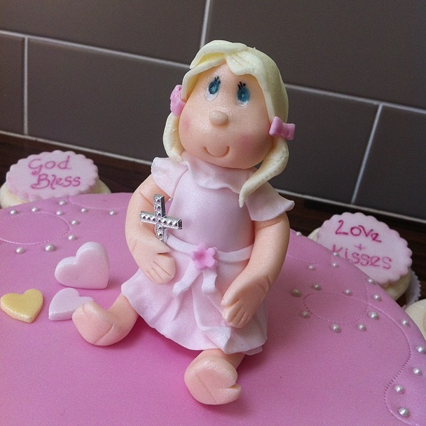 Christening Character Licky Lips Cakes Liverpool