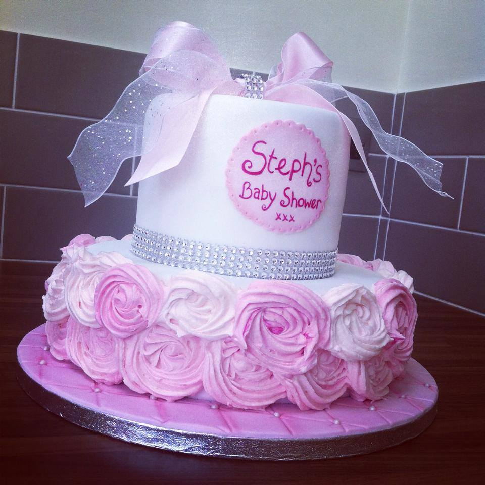 Babyshower Cake Licky Lips Cakes Liverpool