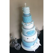 Christening / wedding style - Licky lips Cakes Liverpool 3.JPG
